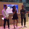 Secret Story 11 : Julien Geloën, Leila Ben Khalifa et Christophe Beaugrand à la conférence de presse