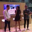 Secret Story 11 :Julien Geloën, Leila Ben Khalifa et Christophe Beaugrand nous présentent la nouvelle saison