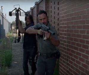 The Walking Dead saison 8 : Rick vieilli et blessé dans un premier trailer explosif