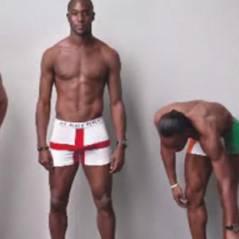 Les stars du foot dénudés et sexy ... la vidéo