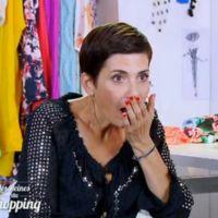 Cristina Cordula sous le choc dans Les Reines du Shopping à cause d'une candidate gothique