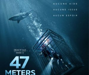 47 Meters Down : l'affiche du film