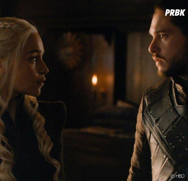 Game of Thrones saison 7 épisode 7 : la scène de sexe entre Daenerys et Jon Snow affole Twitter !