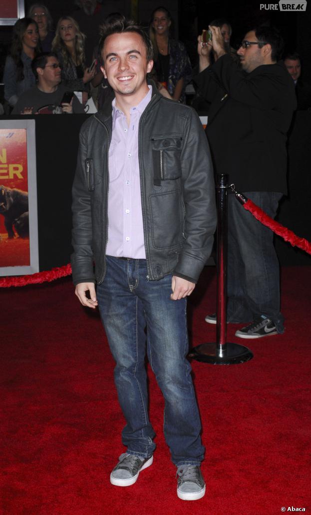 Frankie Muniz (Malcolm) enfin de retour à la télé... pour Danse avec les Stars