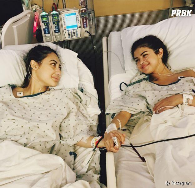 Selena Gomez malade : elle dévoile avoir subi une greffe de rein