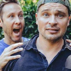 Smallville : Tom Welling retrouve Michael Rosenbaum 6 ans après la fin de la série