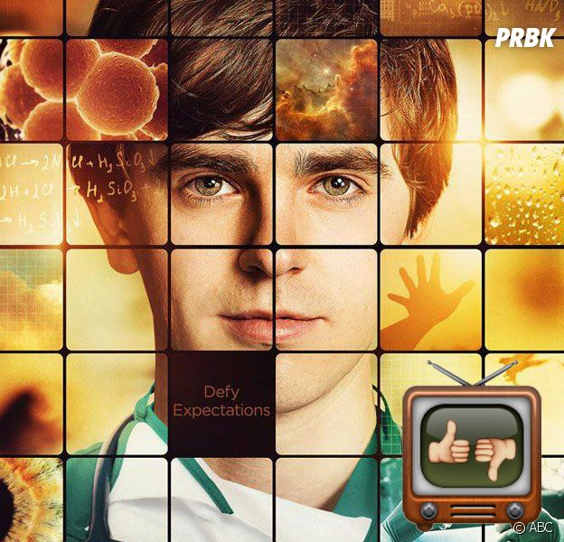 The Good Doctor : on mate ou on zappe la série avec Freddie Highmore ?