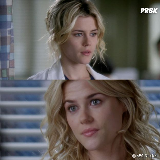 Grey's Anatomy : Lucy Fields