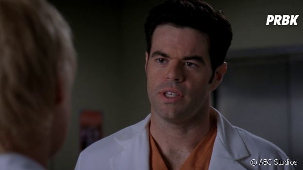 Grey's Anatomy : Charles Percy