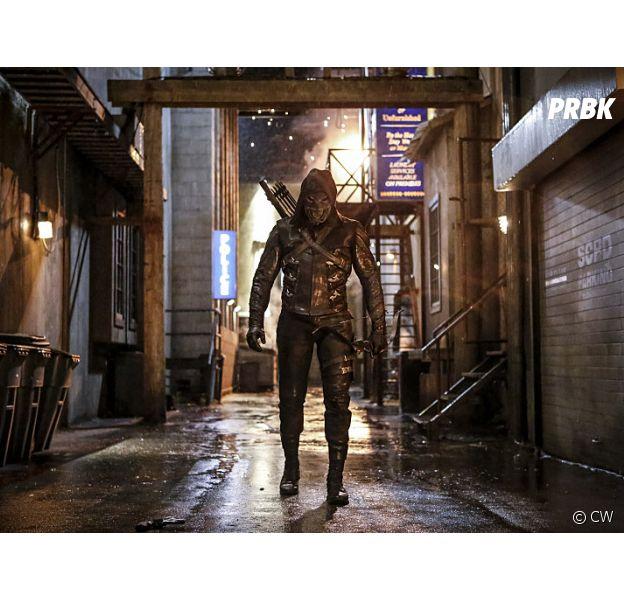 Arrow saison 6 :Prometheus de retour durant le crossover