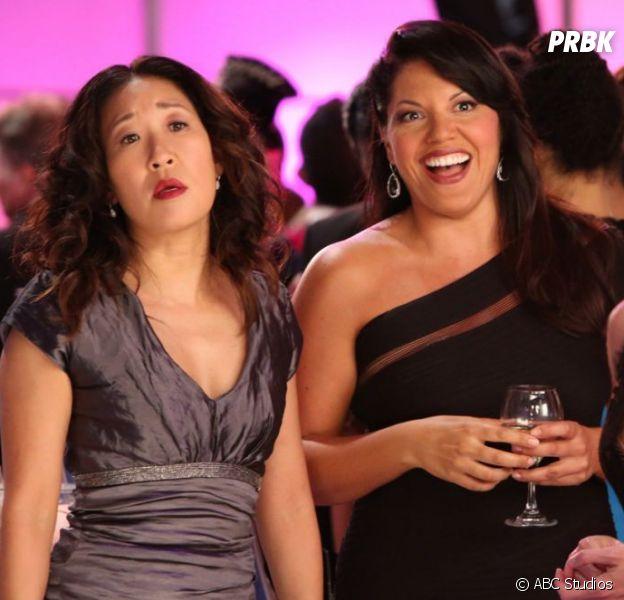Grey's Anatomy saison 14 : Cristina et Callie bientôt de retour ? La réponse !