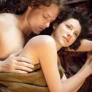 Outlander saison 3 : Sam Heughan et Caitriona Balfe doublés pour les scènes de sexe ? La réponse