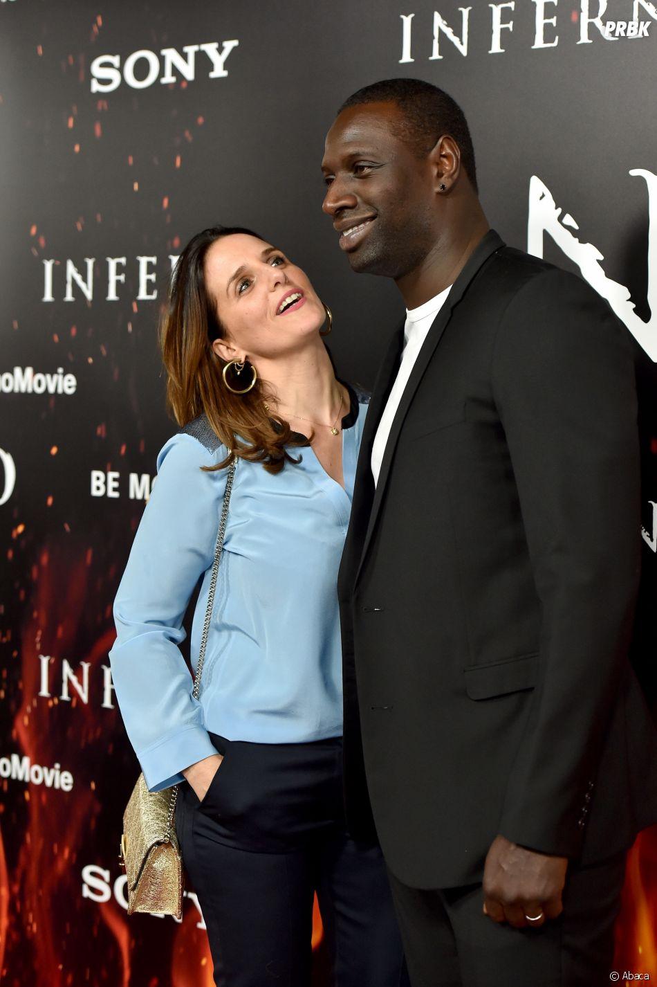 Omar Sy et sa femme Hélène sont parents de leur 5ème enfant