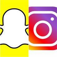 Snapchat zappé par les influenceurs au profit d'Instagram Stories ? L'étude qui fait mal au fantôme