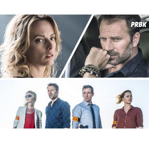 """Contact saison 1 : """"tension sexuelle"""" à venir entre Thomas et la capitaine Louise Martel ?"""