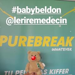 Transformez vos selfies sur Instagram Stories en dons pour les enfants malades 🤡