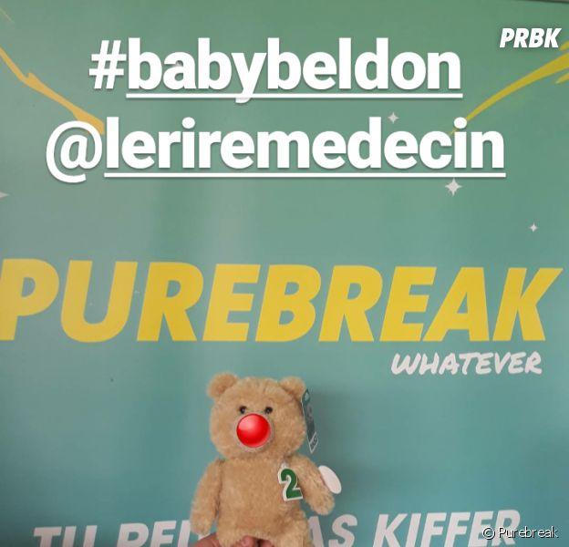 Comme PureBreak, postez votre selfie et soutenez les enfants malades
