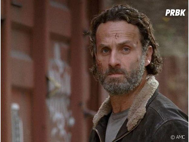 The Walking Dead : Rick dans la saison 7