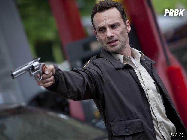 The Walking Dead : Rick dans la saison 1