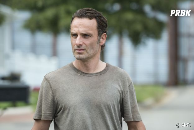 The Walking Dead : Rick dans la saison 5