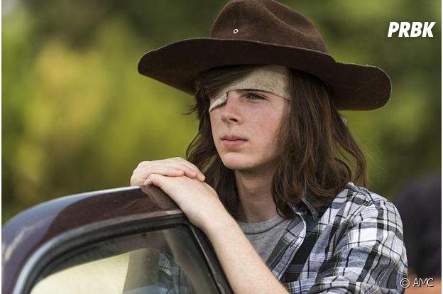 The Walking Dead : Carl dans la saison 7
