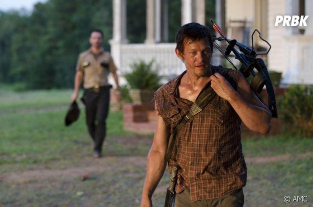 The Walking Dead : Daryl dans la saison 2
