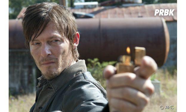 The Walking Dead : Daryl dans la saison 3