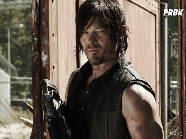 The Walking Dead : Daryl dans la saison 4