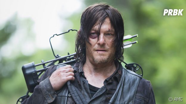 The Walking Dead : Daryl dans la saison 5