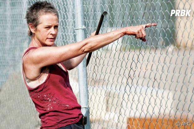 The Walking Dead : Carol dans la saison 3
