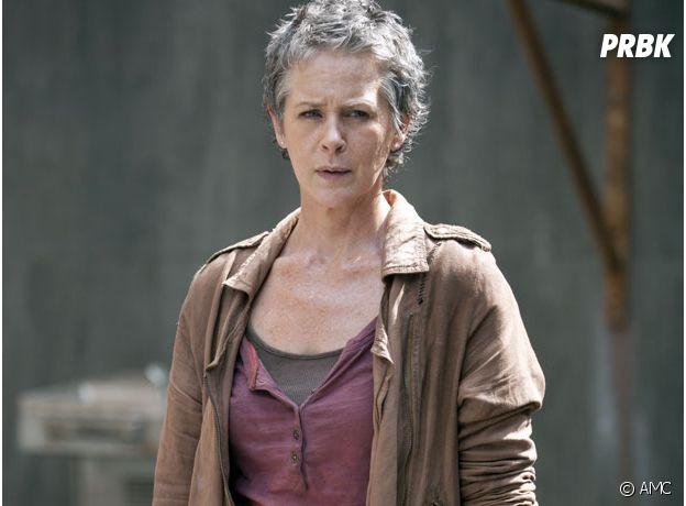 The Walking Dead : Carol dans la saison 4