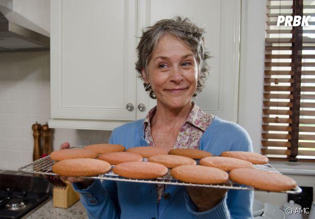 The Walking Dead : Carol dans la saison 6