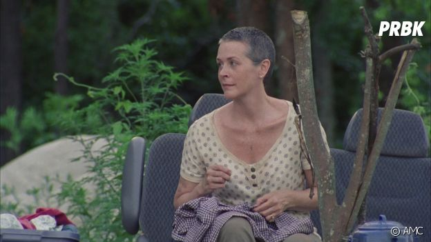 The Walking Dead : Carol dans la saison 1