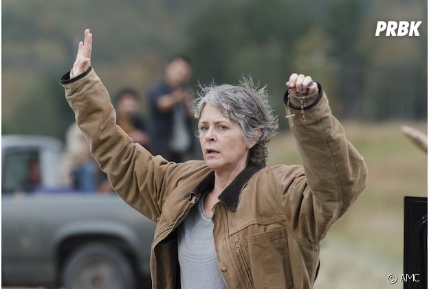The Walking Dead : Carol dans la saison 7