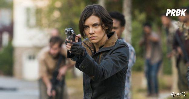 The Walking Dead : Maggie dans la saison 7