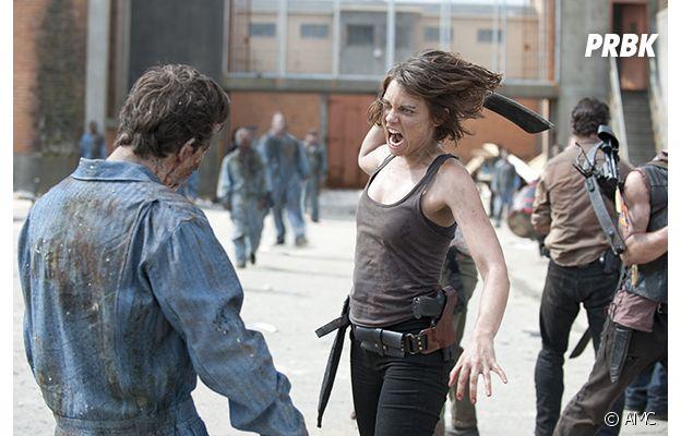 The Walking Dead : Maggie dans la saison 3