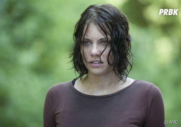 The Walking Dead : Maggie dans la saison 4