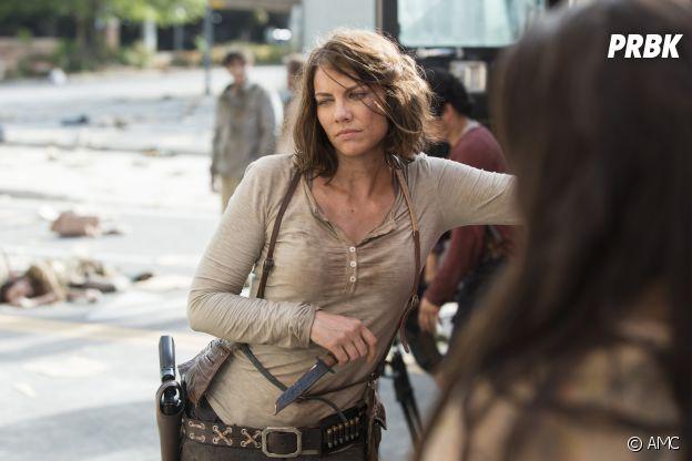 The Walking Dead : Maggie dans la saison 5