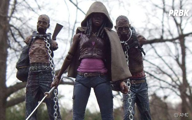 The Walking Dead : Michonne dans la saison 3