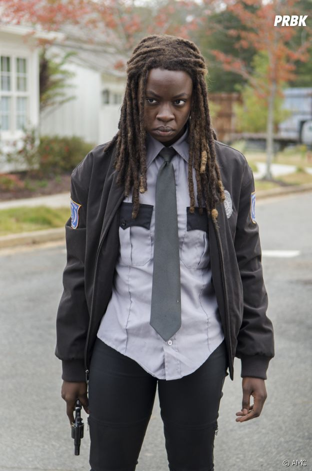 The Walking Dead : Michonne dans la saison 5