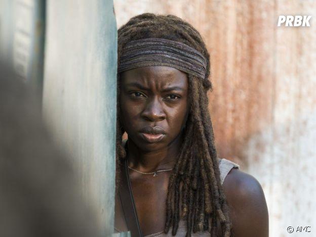 The Walking Dead : Michonne dans la saison 7