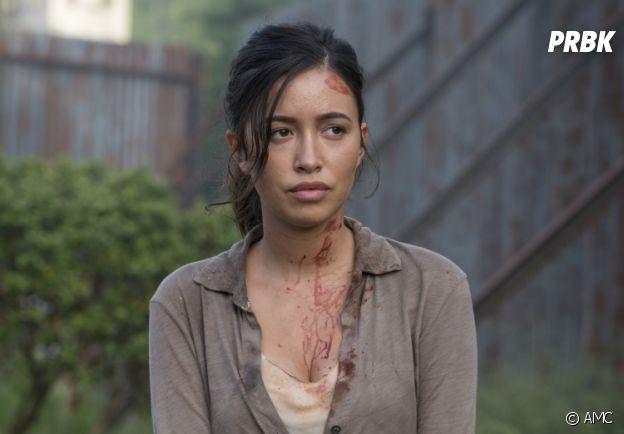 The Walking Dead : Rosita dans la saison 6