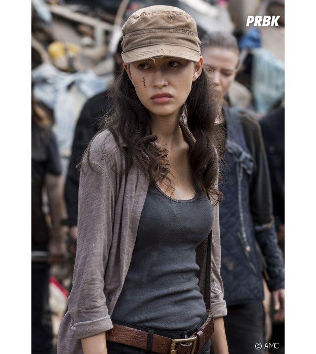 The Walking Dead : Rosita dans la saison 7