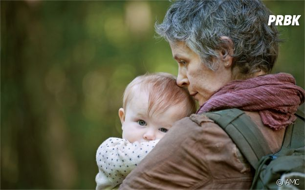 The Walking Dead : Judith dans la saison 4