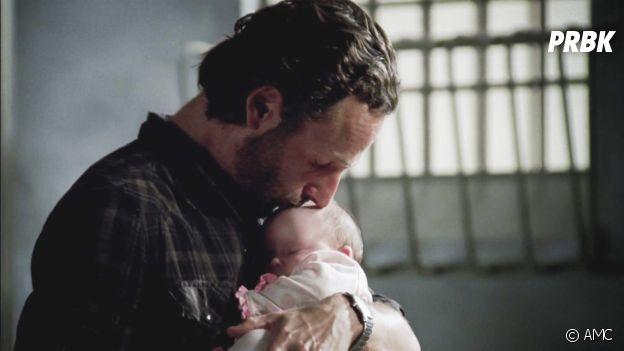 The Walking Dead : Judith dans la saison 2