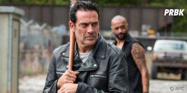 The Walking Dead : Negan dans la saison