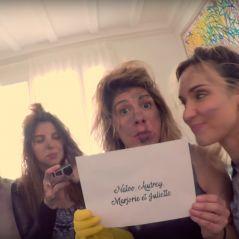 Latte Chaud : Natoo, Juliette, Audrey et Marjorie, des Cendrillons un peu spéciales !