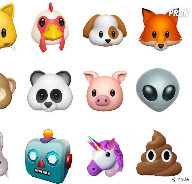 iPhone X : les animoji font leur karaoké sur le web