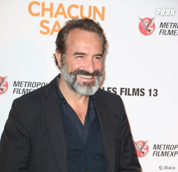 Jean Dujardin à la tête d'une nouvelle série américaine signée Besson