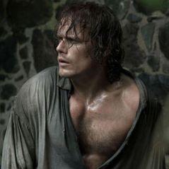 Sam Heughan (Outlander) : il passe 5h au maquillage pour les cicatrices de Jamie
